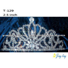 Wholesale Bridal Hair Accessories Pageant Crown Tiara