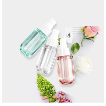 Pet bottle spray lotion makeup remover cosmetics bottles