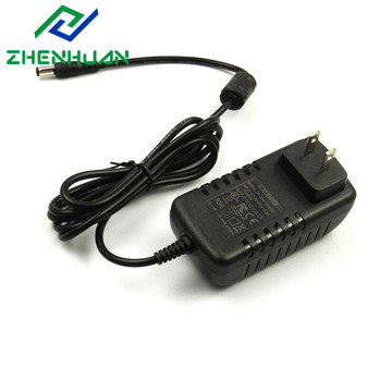 12V3A 36W 110V ac input power adaptor transformer