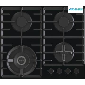 Gas Stove Hobs Small Retro Kitchen