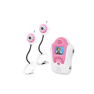 1.5 Inch Mini Video Baby Monitor Long Distance