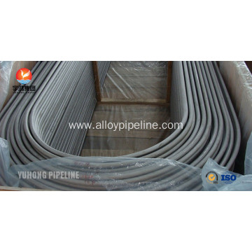 Stainless Steel U Bend Tube ASME B163 B677 N8904 904L