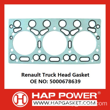 High Efficiency Factory for Tractor Head Gasket Renault Truck Head Gasket 5000678639 export to Swaziland Importers