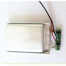 653050 3.7v 780mah rechargeable lipo battery