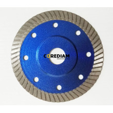 Best Quality for Continuous Rim Blade 115mm Sintered Continous Rim Blade export to Qatar Manufacturer