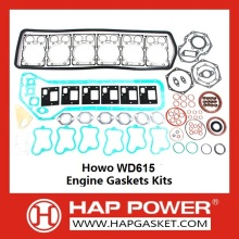 Best-Selling for WP615 Engine Gasket HOWO Engine Gaskets Kits export to Greenland Supplier