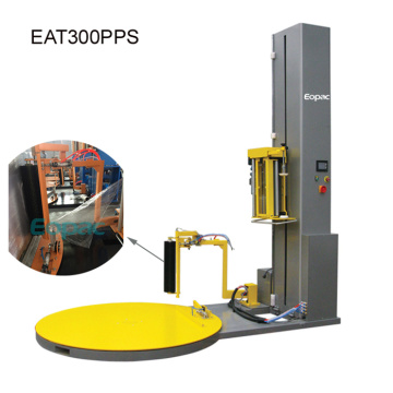 Automatic Pallet Stretch Film Wrapping Machine