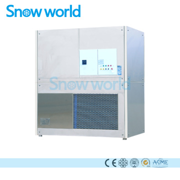Snow world Fujian Plate Ice Machine 5T