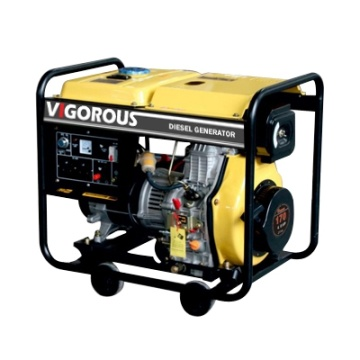 2KW Small Portable Electricity Diesel Engine Generator