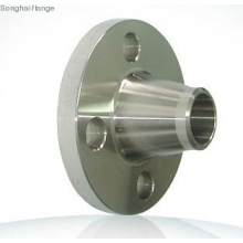 DIN 2634 Carbon Steel Forged Q235 Welding Neck Flange