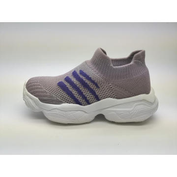 Hot Fashion Flyknit Children Casual Shoes