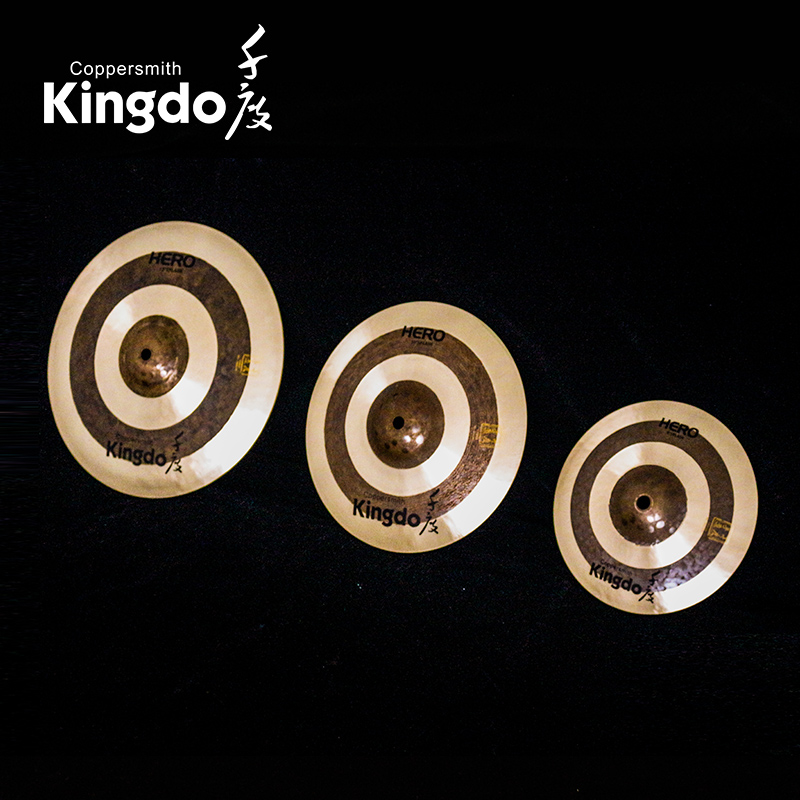 B20 Professional Splash Cymbals For Drum Set