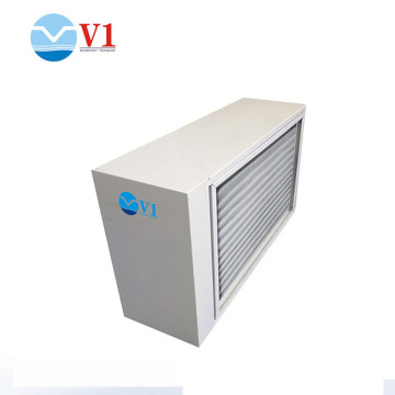 air cleaner filter uv light ionization air purifier
