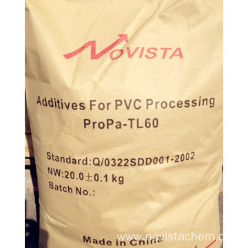 Popular internal and external lubricant for pvc pipe