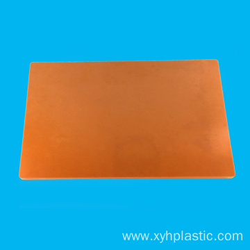 Customized Bakelite sheet CNC processing parts