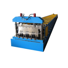 Hot-selling for Roof Panel Forming Machine Three Waves  Floor Decker Roll Forming Machine supply to Uruguay Factories
