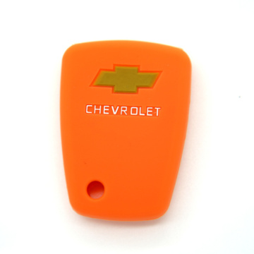 Spare car key holder Chevrolet 3 buttons