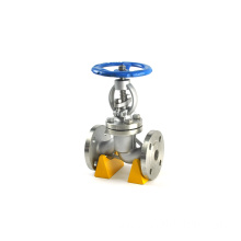 direct from China api598 flanged casting electric globe valve flow direction