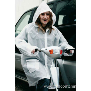 Online Manufacturer for for China PVC Raincoat, Kids PVC Raincoat, Military PVC Raincoat, Adult PVC Raincoat Manufacturer Wholesale PVC Waterproof Cycling Rain Jackets supply to United Kingdom Importers