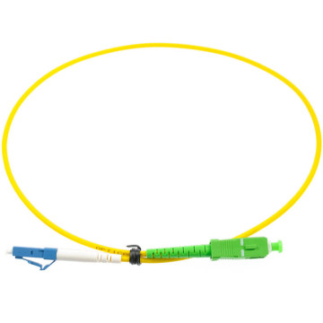 Purchasing for Customized Patch Cord LC-SC APC singlemode OS2 9/125 simplex patch cable export to Togo Suppliers