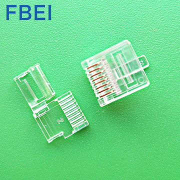 RJ45 8P8C short connector