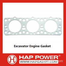Good quality 100% for Engine Head Gasket Excavator Engine Gasket export to Vatican City State (Holy See) Supplier