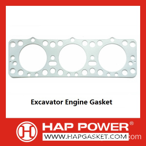 Manufacturing Companies for Generator Head Gasket Excavator Engine Gasket supply to Mayotte Importers