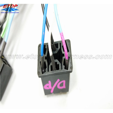 Local or Original Supply Automative Relay Harnesses