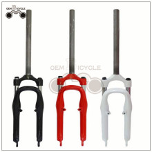 20 inch aluminum alloy bike fork with 3D alloy crown for mtb bicycle