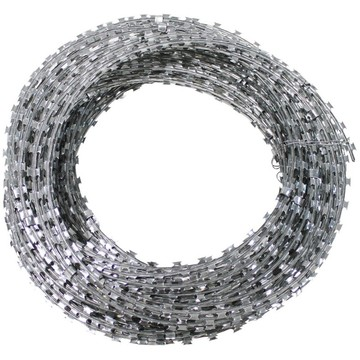 Flat and Cross Type Razor Wire