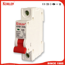 dz47 C45  Hot sale miniature circuit breakers MCB with good materials at good prices