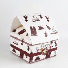 Custom Made Printing Food Cake Paper Box
