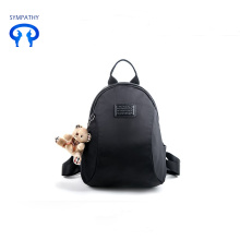 The new nylon backpack for middle school students