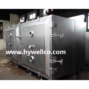 Hywell Supply Round Vacuum Drying Machine