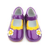 Captivating Rubber Sole Environment Friendly Squeaky Shoes