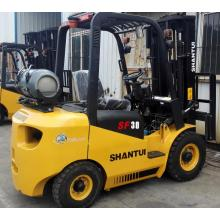 3 Ton Gasoline LPG Fork Lifter Hot Sale