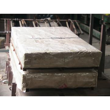 MS cold rolled iron sheet price