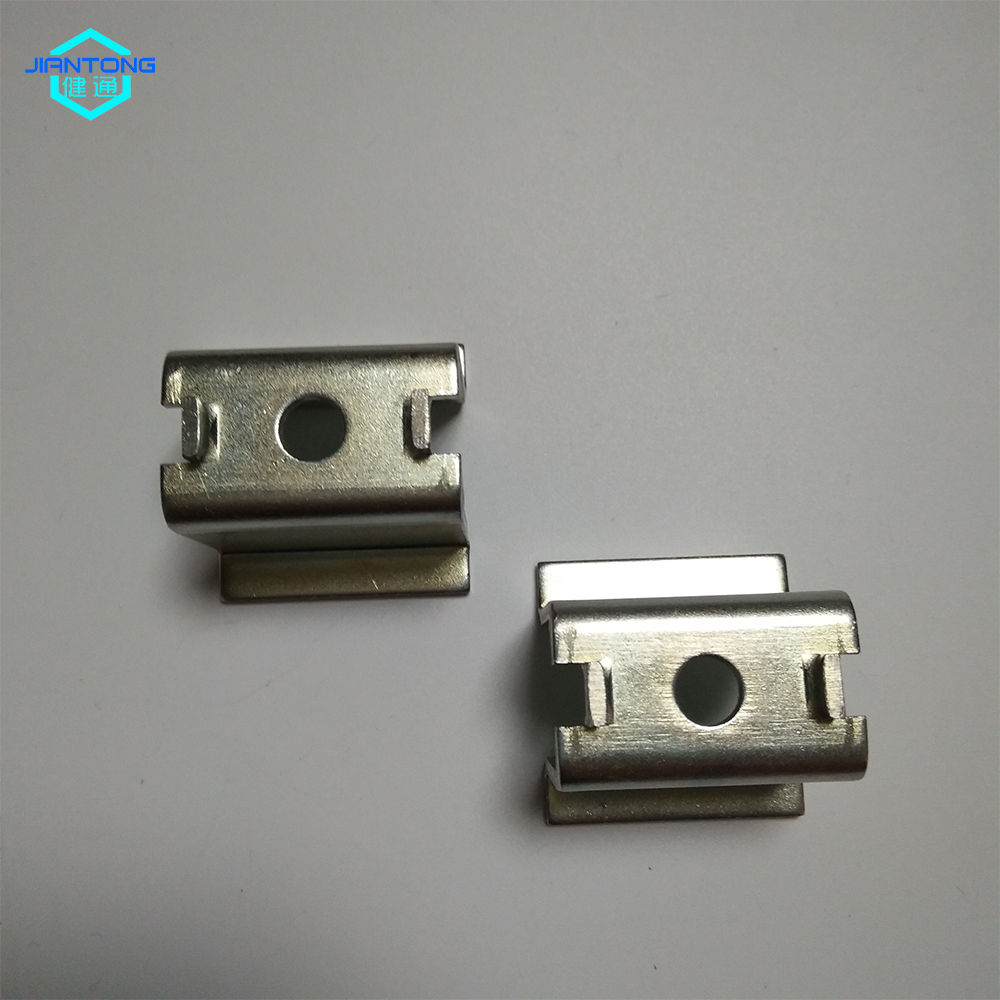 Metal Punching Parts Sheet Metal Stamping Components