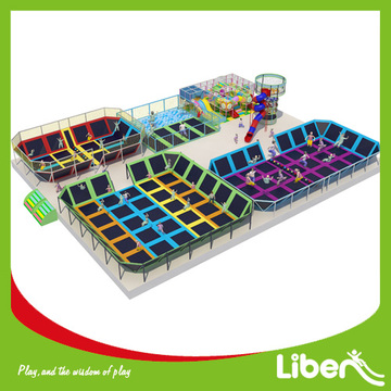 CE approved high quality trampolines for kids