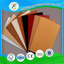 18mm Thin MDF of FuShi Wood