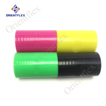 universal straight silicone rubber tube
