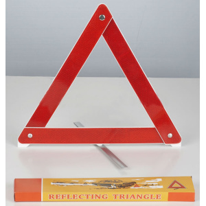 Safety Reflective Warning Triangle for Emergency