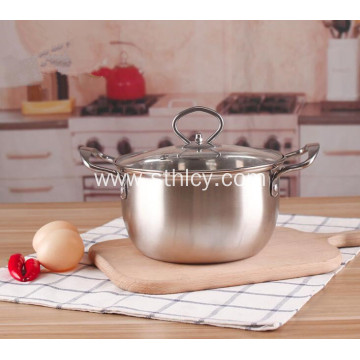 Custom Stainless Steel Stock Pots Wholesale