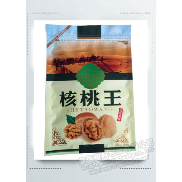 Food Zipper Aluminated Composite Packaging for Nuts