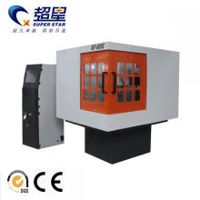 10 Years for China Metal Mould Machine,Mini Metal Cnc Milling Machine,Laser Cutting Metal Machine Manufacturer Metal mould engraving machine ( full-enclosed) supply to Portugal Manufacturers
