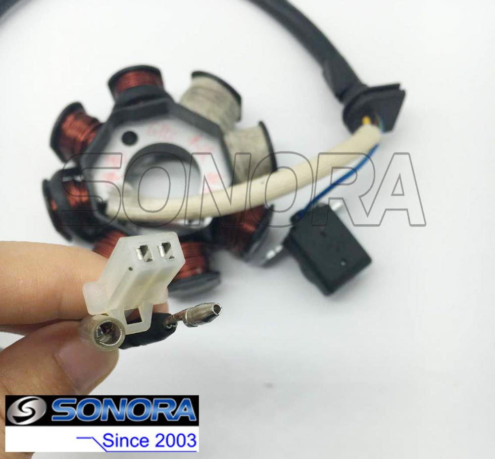 GY6 50cc Scooter Stator Coil Magneto
