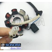 New Fashion Design for for Aprilia Atlantic 250 Stator Coil GY6 50cc Scooter Stator Coil Magneto supply to Russian Federation Supplier