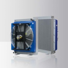 Hydraulic Fan Oil Air Cooler