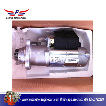 High Quality Industrial Factory for Starter Motor Weichai Engine Part Starter Motor 612600090561 export to Niue Factory