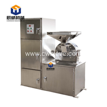 tea leaves grinding pulverizer machine
